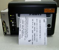 OKI-DataRay hermal printer