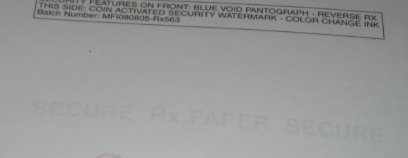 rx paper watermark What is digital watermarking  a watermark is a name or logo stamped on or included in the makeup of the paper.